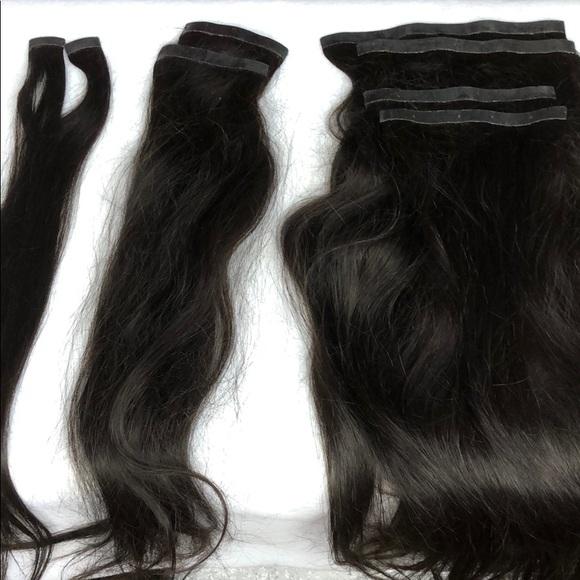 Foxylocks Other 8 Piece Foxy Locks Hair Extensions Poshmark